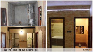 Kúpeľna 6 - Stavebná firma Brezno