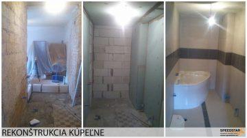 Kúpeľna 4 - Stavebná firma Brezno