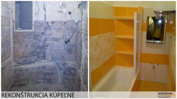 Kúpeľna 5 - Stavebná firma Brezno
