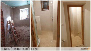 Kúpeľna 3 - Stavebná firma Brezno
